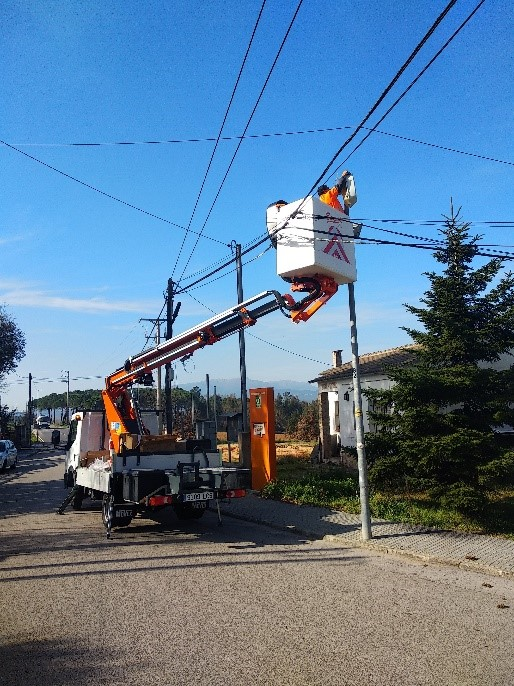 GESA millorarà l'eficiència energètica d'alguns municipis gironins